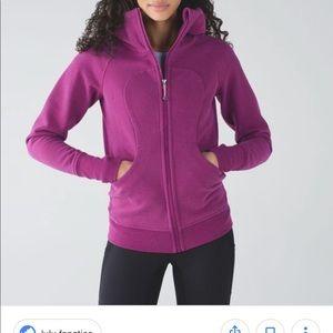 Lululemon Purple Scuba hoodie III